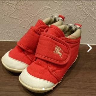 バーバリー(BURBERRY)のバーバリー 靴 14(スニーカー)
