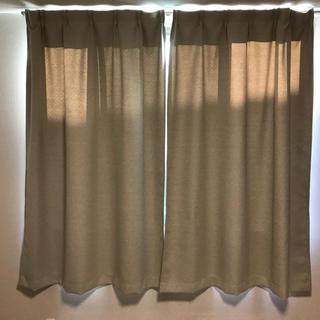 MUJI (無印良品) - 無地良品 カーテン