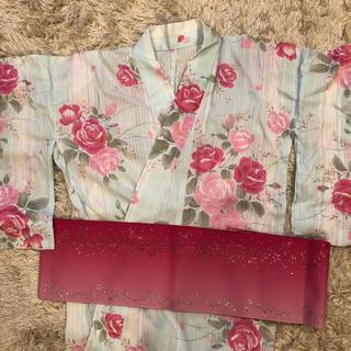 リズリサ(LIZ LISA)のリズリサ 浴衣 美品(浴衣)