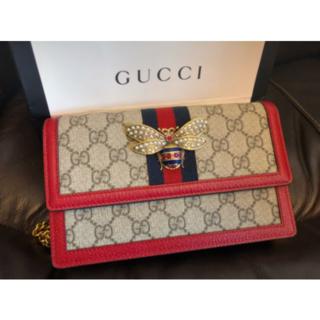 グッチ(Gucci)のGucci 正規超人気美品 メッセンジャーバッグ(メッセンジャーバッグ)