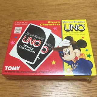 ディズニー(Disney)のウノ UNO【ディズニー】(トランプ/UNO)
