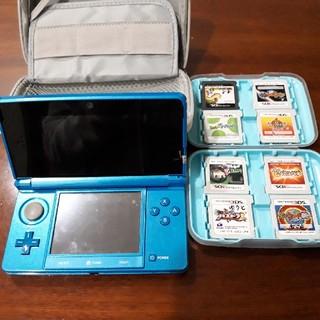 ニンテンドー3DS(ニンテンドー3DS)のNintendo 3DS(携帯用ゲーム本体)