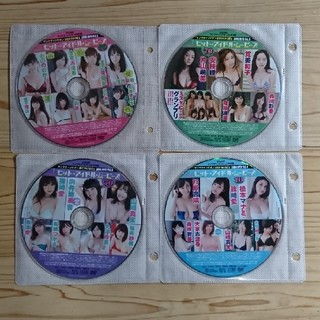 アキタショテン(秋田書店)の週刊ヤングチャンピオンの付録DVD4枚まとめ売りです。(その他)