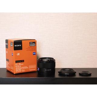 SONY - Sonnar T* FE 35mm F2.8 ZA SEL35F28Z