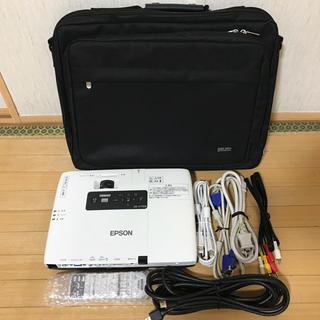 エプソン(EPSON)のEB-1776W 推奨品//リモコン付、無線LAN可能、即使用可(プロジェクター)