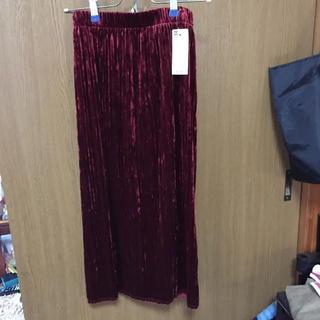GU - ベロアスカートS