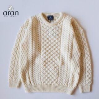 ビームス(BEAMS)のaran woolen mills ニット(ニット/セーター)