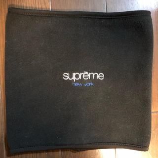 シュプリーム(Supreme)のPolartec Fleece Neck Gaiter クラシック ポーラテック(ネックウォーマー)