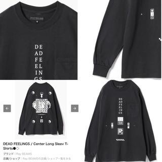 ビームス(BEAMS)のDEAD FEELINGS/デッドフィーリングス ロンT beams(Tシャツ(長袖/七分))