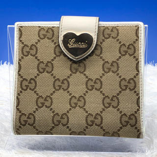 グッチ(Gucci)のGUCCI グッチ 折り財布 正規品 お買い得(財布)