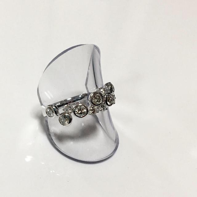 PonteVecchio(ポンテヴェキオ)のポンテヴェキオ   ダイヤモンドリング 12号 レディースのアクセサリー(リング(指輪))の商品写真