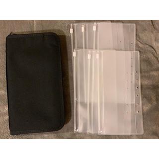 ムジルシリョウヒン(MUJI (無印良品))の無印良品 MUJI パスポートケース(旅行用品)