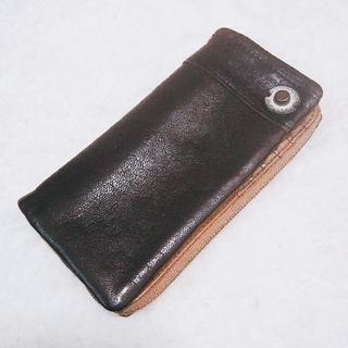 ディバイス(device.)のDEVICE 長財布 ブラック 小銭入れ取り外し可能 未使用品(長財布)