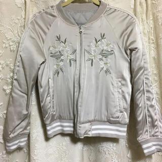 メルロー(merlot)のmerlot スカジャン 本日限りお値引き^ ^(スカジャン)
