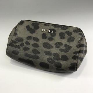 フルラ(Furla)の正規品 フルラ レオパード 豹柄 PVC ポーチ EP7-105(ポーチ)