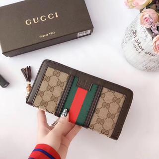 グッチ(Gucci)のGUCCI グッチ長財布(財布)
