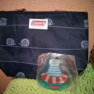 リサラーソン(Lisa Larson)のリサ・ラーソン×コールマン おでかけ保冷バッグ 保冷剤付き(弁当用品)