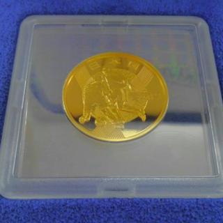 2002ワールドカップ記念  1万円金貨・千円銀貨セット(貨幣)