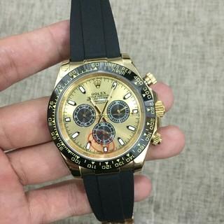 ロレックス(ROLEX)の美品 ROLEX メンズ 腕時計 機械自動巻き 未使用(腕時計(デジタル))