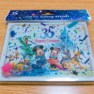 ディズニー(Disney)のディズニーランド 35周年 メモ帳(ノート/メモ帳/ふせん)