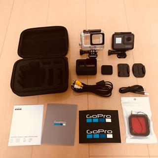 GoPro - GoPro HERO 5 ほぼ新品 オプション付き!