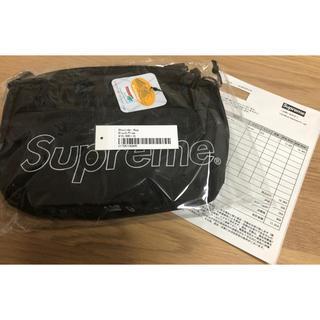 シュプリーム(Supreme)のSupreme Shoulder Bag black ショルダーバッグ 黒(ショルダーバッグ)
