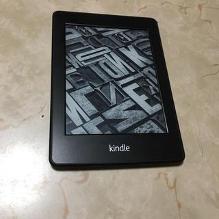 kindle   paper white(電子ブックリーダー)