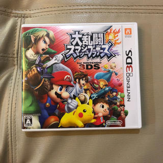 ニンテンドー3DS(ニンテンドー3DS)の3DS大乱闘スマッシュブラザーズ(家庭用ゲームソフト)