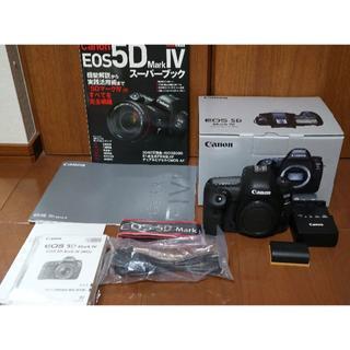 Canon - EOS 5D Mark IV  CANONカタログ 解説本付 極美品