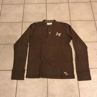 アバクロンビーアンドフィッチ(Abercrombie&Fitch)のアバクロ  長袖シャツ(Tシャツ/カットソー(七分/長袖))