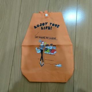 ディーエイチシー(DHC)の非売品 レジ袋ストッカー(収納/キッチン雑貨)