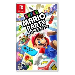 ニンテンドースイッチ(Nintendo Switch)の新品未使用品 switchソフト マリオパーティポケットモンスター(家庭用ゲームソフト)
