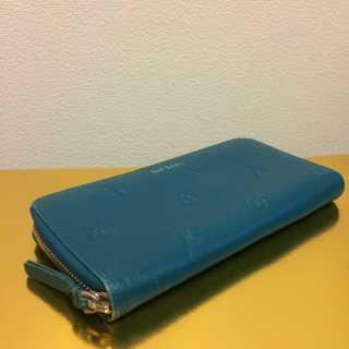 ポールスミス(Paul Smith)の本物 ポールスミス PaulSmith メンズ ラウンドファスナー長財布 正規品(長財布)