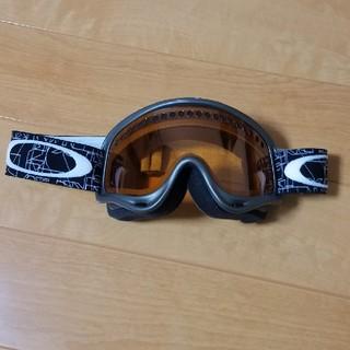 スキー スノボー ゴーグル オレンジ(アクセサリー)