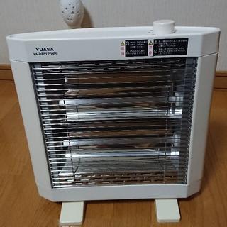 電気ストーブ YUASA YA-D801P(WH)(ストーブ)