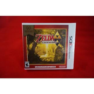 ニンテンドー3DS(ニンテンドー3DS)の北米版 Nintendo 3DS ゼルダの伝説 神々のトライフォース2(家庭用ゲームソフト)