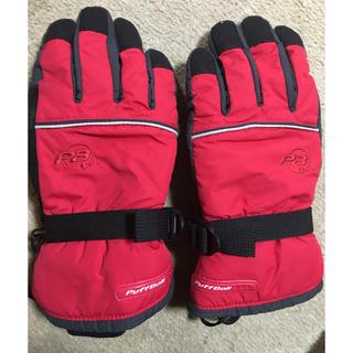アシックス(asics)のレディース スノボー スキー ウィンター 冬 防寒 手袋 グローブ(ウエア/装備)