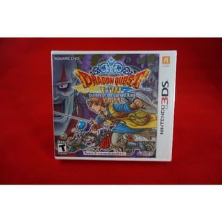 ニンテンドー3DS(ニンテンドー3DS)の北米版 Nintendo 3DS ドラゴンクエスト8 ドラクエ8(携帯用ゲームソフト)