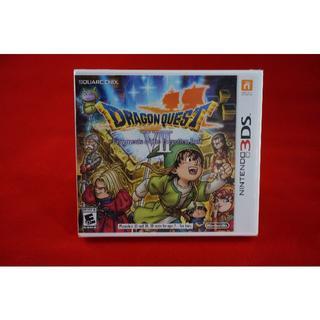 ニンテンドー3DS(ニンテンドー3DS)の北米版 Nintendo 3DS ドラゴンクエスト7 ドラクエ7(携帯用ゲームソフト)
