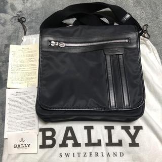 バリー(Bally)のBALLY ナイロンショルダーバッグ(ショルダーバッグ)