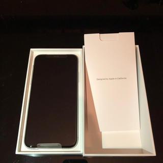 アップル(Apple)のiPhone xs au(スマートフォン本体)