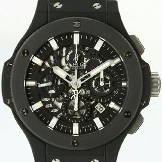 ウブロ(HUBLOT)のウブロビッグバンアエロバンメンズ時計ブラックマジック311.CI.1170.GR(腕時計(アナログ))