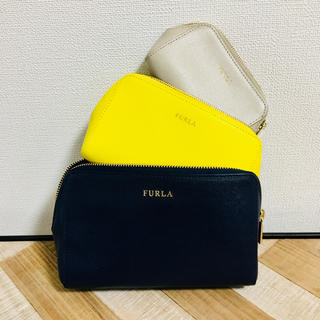 フルラ(Furla)のFURLA(フルラ) ポーチ3つセット 新品(ポーチ)