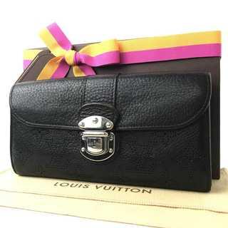 ルイヴィトン(LOUIS VUITTON)のルイヴィトン  ポルトフォイユ  イリス  黒  モノグラム  大人気商品(財布)