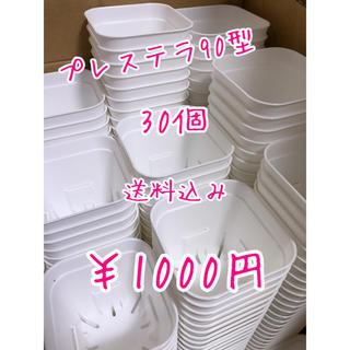 ♡プレステラ90型 人気のホワイト♡新♡30個♡(その他)