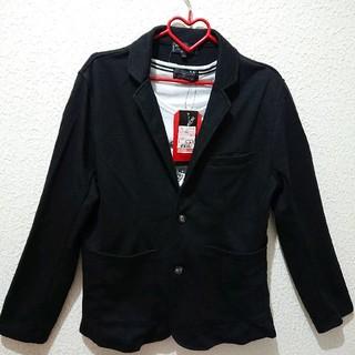 しまむら - 新品 しまむら メンズ テーラードジャケット+Tシャツ セット♥️Lサイズ GU