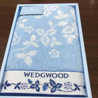 ウェッジウッド(WEDGWOOD)のWEDGWOODのフェイスタオル 1枚(タオル/バス用品)