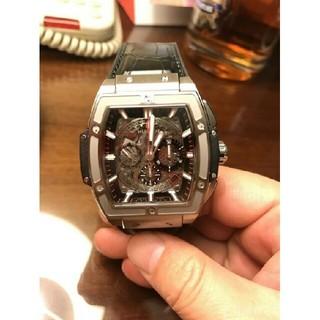 ウブロ(HUBLOT)の HUBLOT希少  時計 機械自動巻き 腕時計 大人気!(腕時計(アナログ))