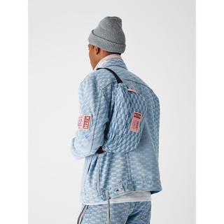 リーバイス(Levi's)のKith × Levi's  Salt Bleach Crossbody Bag(ボディーバッグ)