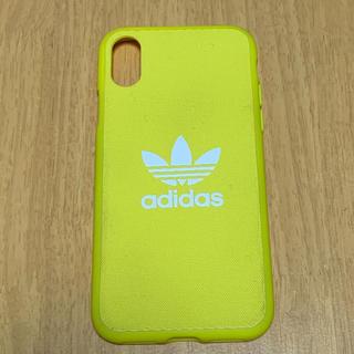 アディダス(adidas)のiPhone X/ XS用 アディダス(iPhoneケース)